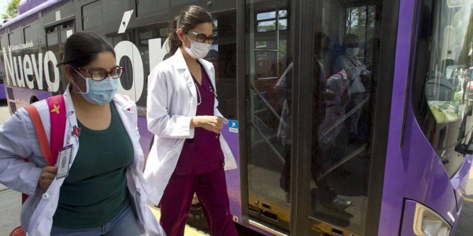 Pugna MC por mejorar condiciones laborales a pasantes de medicina