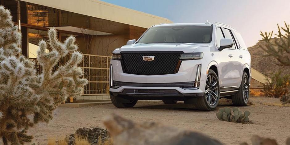 Cadillac Escalade es la perfección