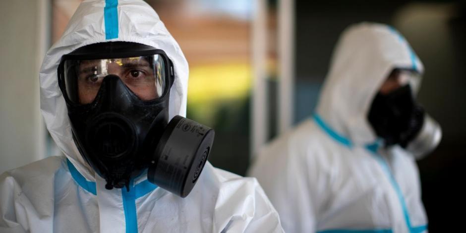 España suma 26 mil 70 muertes por COVID-19