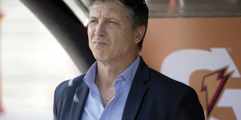 Para Siboldi, el caso de Guzmán daña al futbol mexicano