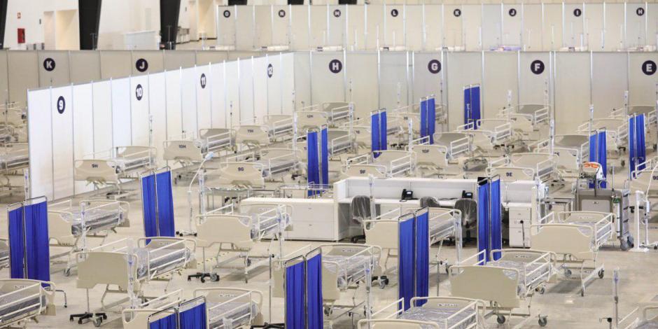 Centro de Convenciones Yucatán Siglo XXI será hospital temporal