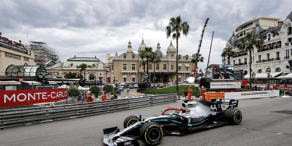 GP de Mónaco no se corre en 2020, pero ya anunció calendario de 2021