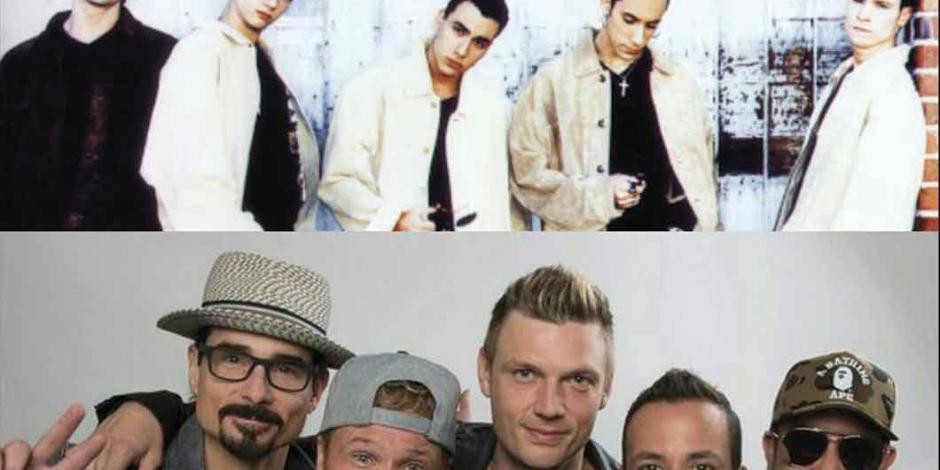 Nostalgia en 3, 2, 1… Fans enloquecen con regreso de Backstreet Boys a México