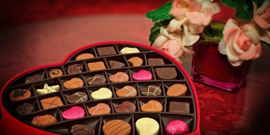 Inflación encarece precios de chocolates, globos y flores el 14 de febrero