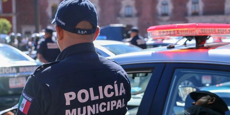 Detienen a dos policias por desalojo a normalistas en Chiapas