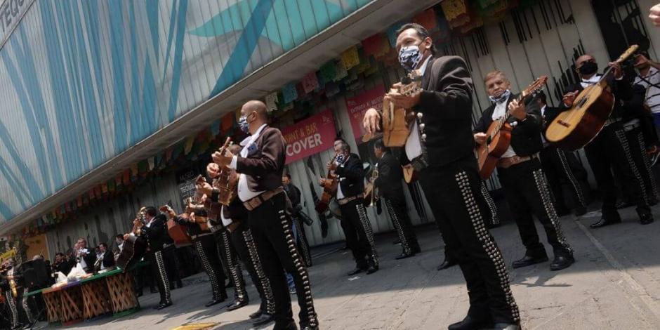Anuncia CDMX festival virtual y mariachis por el Día de las Madres