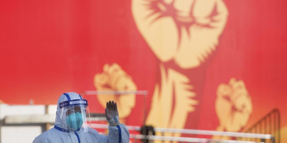 Partido Comunista chino se tambalea por COVID-19