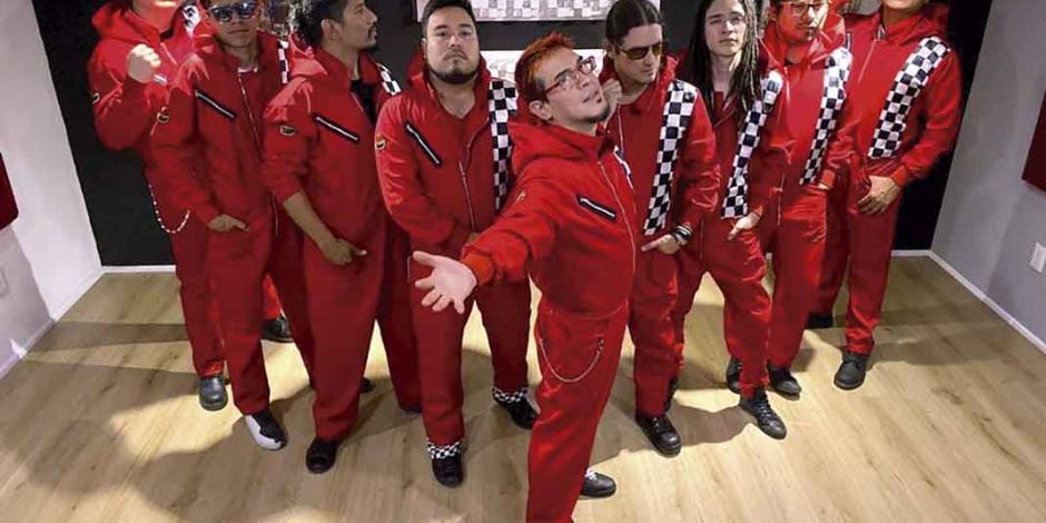 La Tremenda Korte celebra 25 años de ska