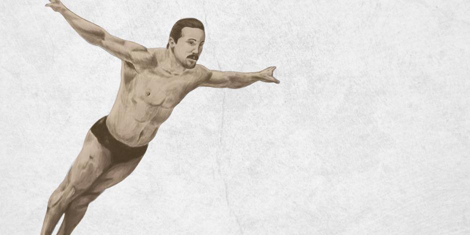 Muere Carlos Girón, leyenda olímpica que comparaba los clavados... con volar