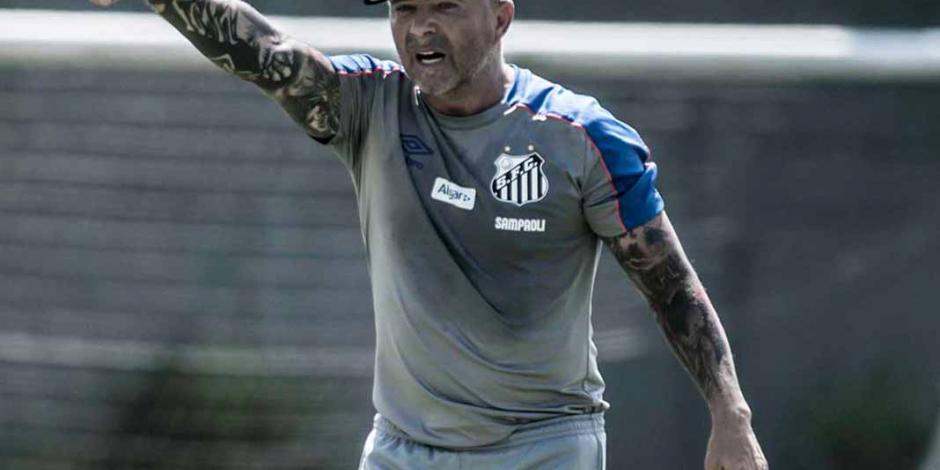 ¿Jorge Sampaoli llega al Cruz Azul para sustituir a Siboldi?