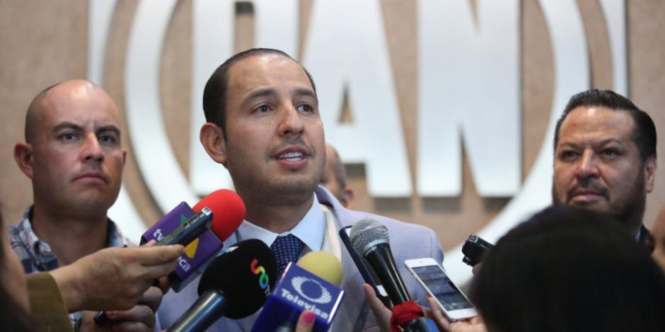 Exige Acción Nacional disculpas para caravana de Sicilia