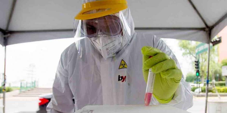 Reportan 43 contagios de COVID-19 entre personal médico de Guerrero