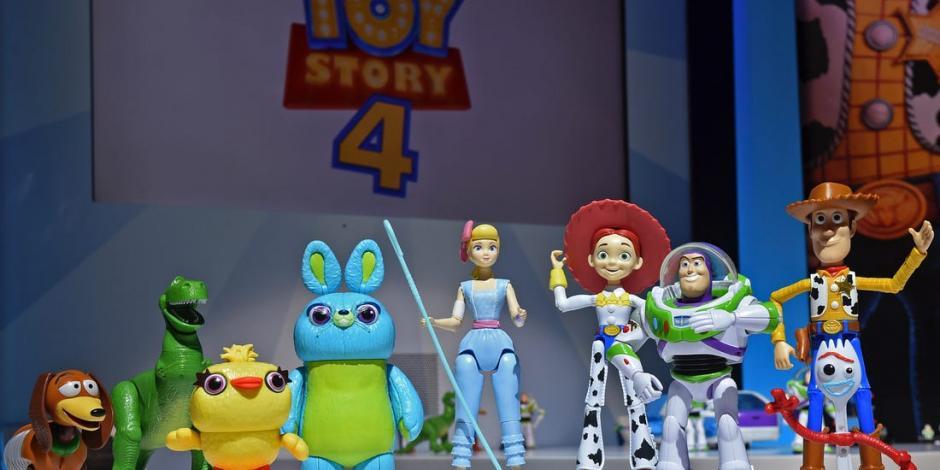 Toy Story 4 gana como Mejor Película Animada