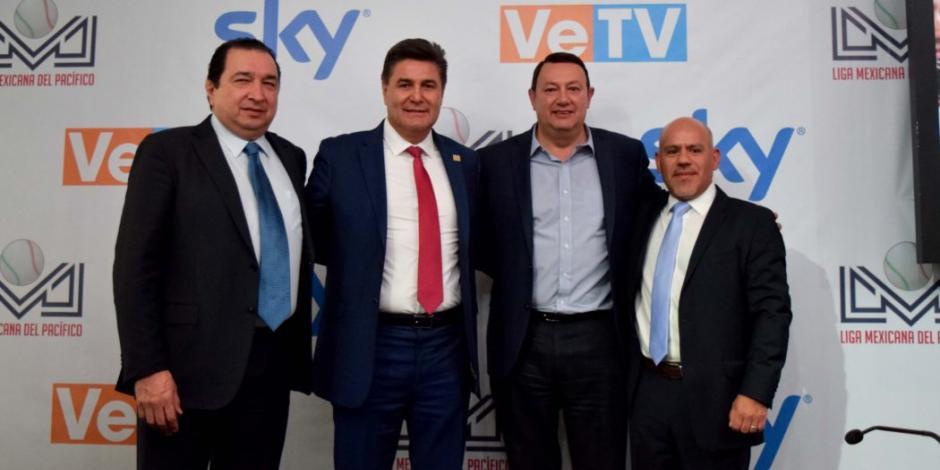 SKY y LMP llegan a acuerdo para transmisión de partidos