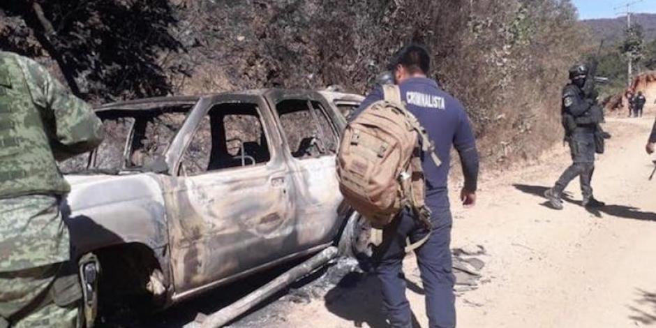 Entregan restos de 5 de los músicos asesinados en Guerrero