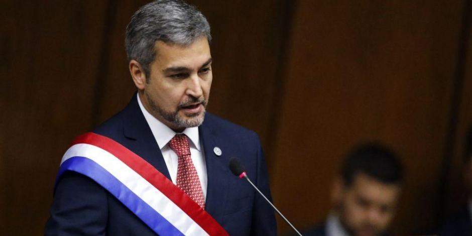 Presidente de Paraguay contrae dengue; estará en reposo