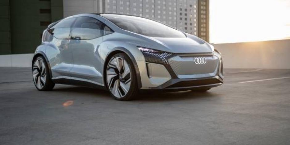 La movilidad se vuelve inteligente e individual: Audi en CES 2020