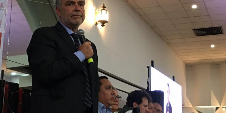 Ramírez Cuéllar anuncia una auditoría a gestión de Yeidckol