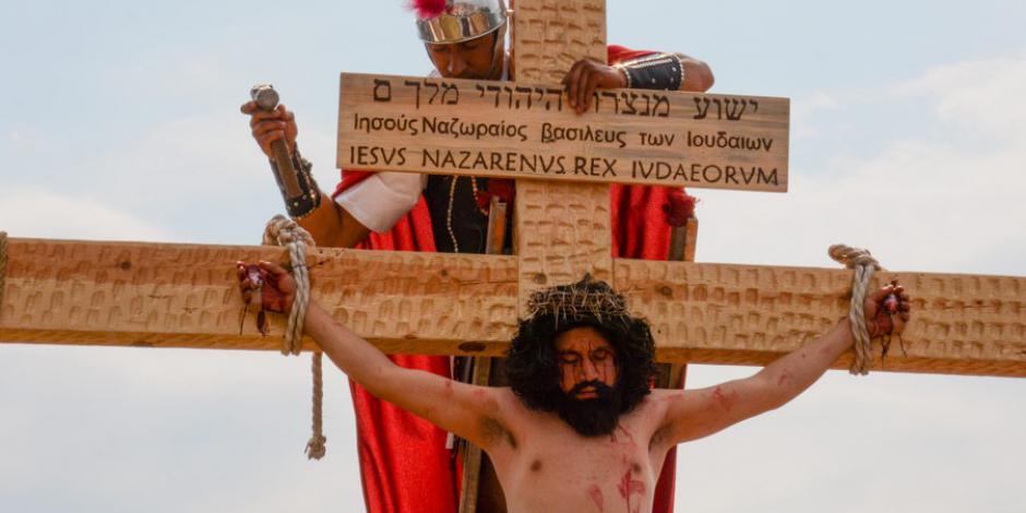 Analizan cancelación de la Pasión de Cristo en Iztapalapa