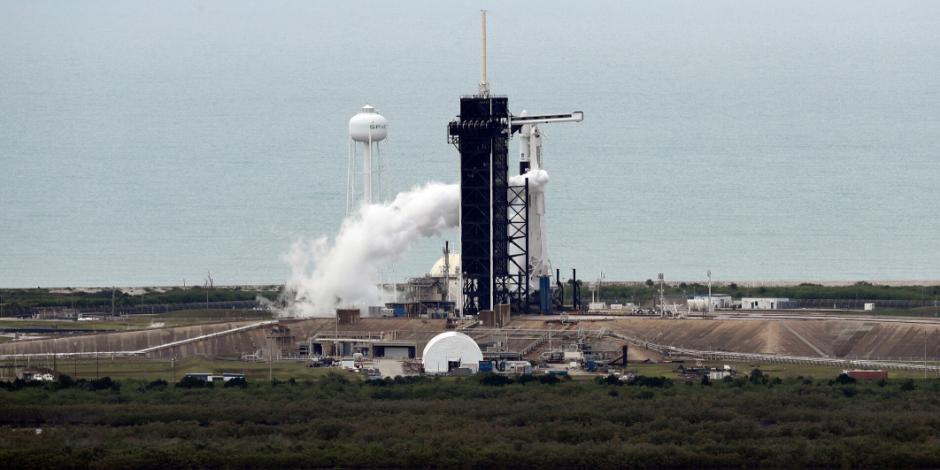 NASA-Space X