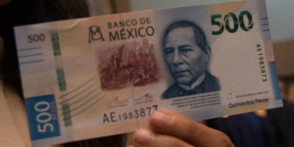 economía-Billete-Peso