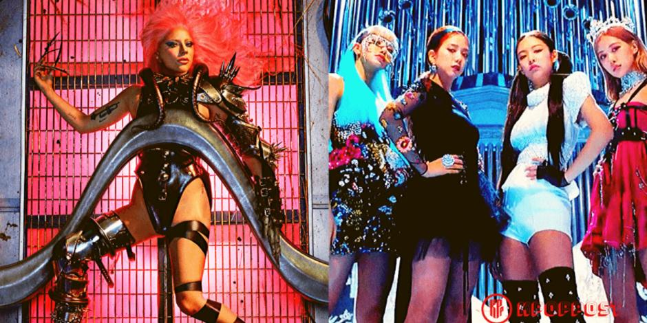 sour candy Lady Gaga y Blackpink