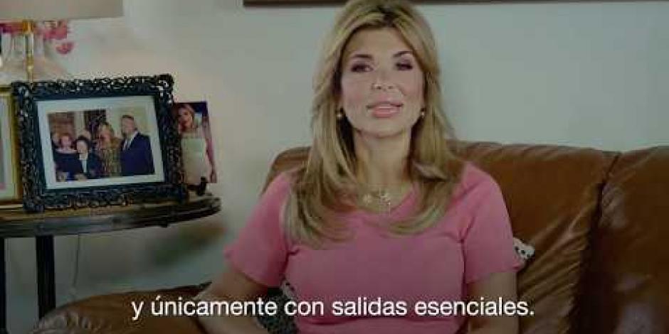 Mensaje del gobierno de Sonora