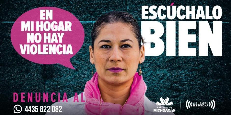 mujeres michoacán