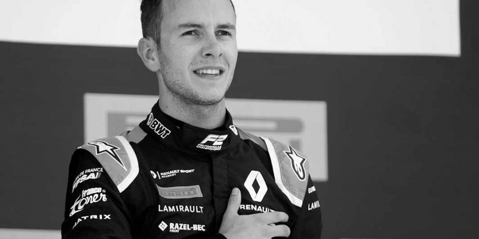 Fórmula 1 ofrece condolencias por muerte de piloto de F2
