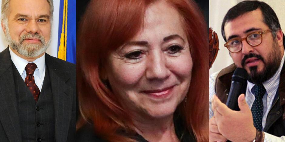 Sin consenso, Senado votará mañana para elegir a titular de CNDH