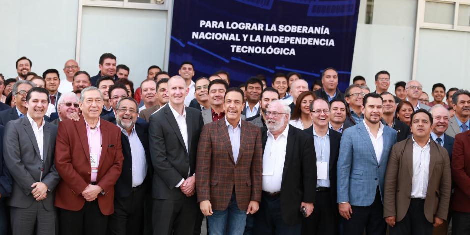 Destaca gobierno de Hidalgo impulso a ciencia, tecnología e innovación