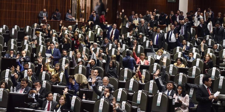 PRI votará a favor de la Guardia Nacional, anuncia Rubén Moreira