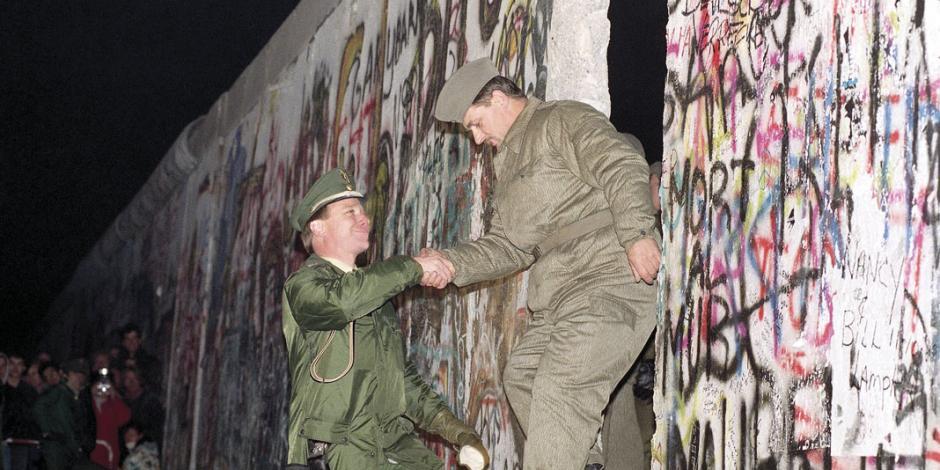 La caída del muro: hito incómodo