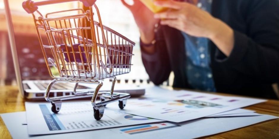 Crece 57% operaciones en comercio electrónico de abril a junio