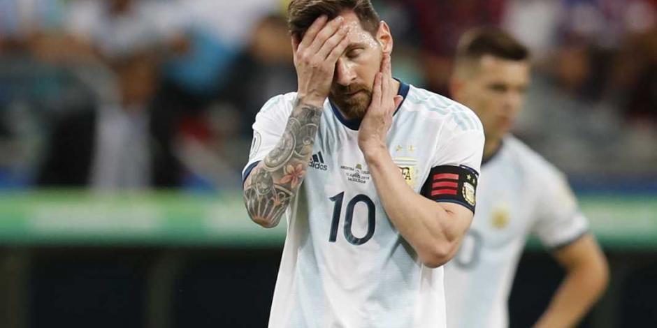 ¡Histórico! Tras 20 años, Colombia vence a Argentina en Copa América