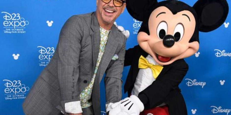 Robert Downey Jr. se disculpa por fumar marihuana en Disneyland