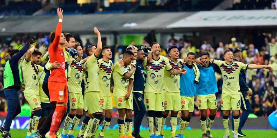 El América anuncia entrenamiento a puerta abierta en el Azteca