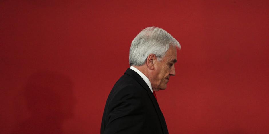 Piñera renueva su gabinete, en otro intento por calmar a Chile
