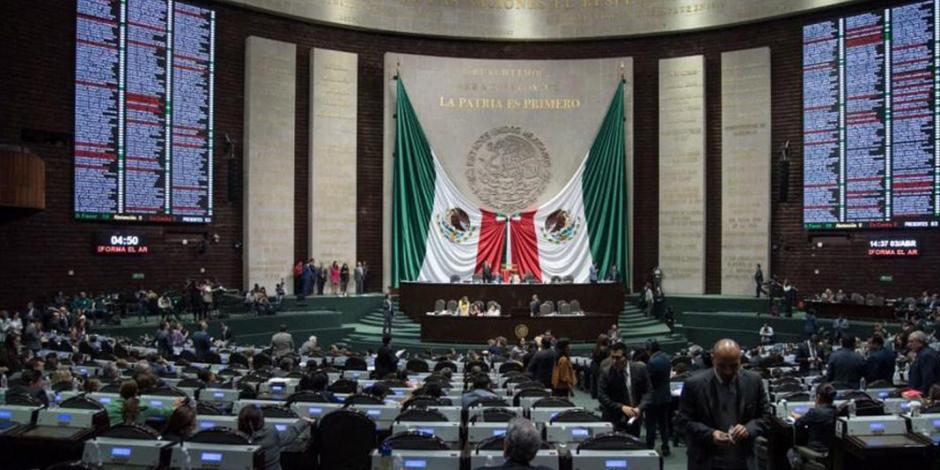 México carece de una política interior, acusan diputados de oposición