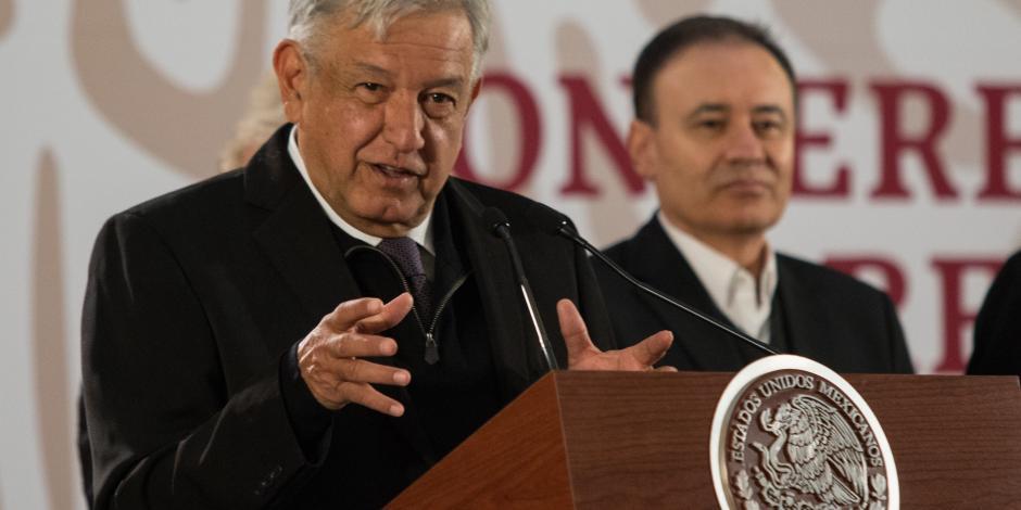 Todos los días se trabaja para garantizar la seguridad en el país: López Obrador