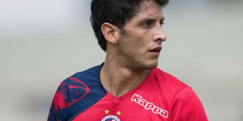 Ángel Reyna está de vuelta en Primera, por tercera vez como Tiburón