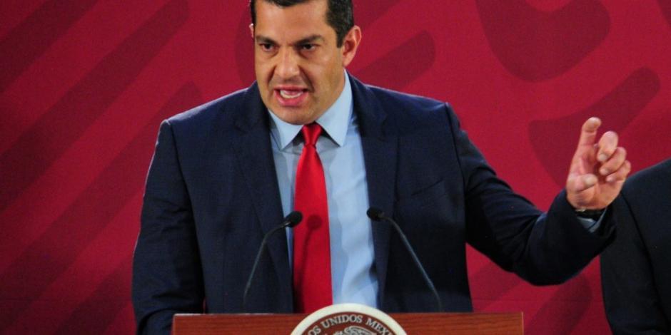 Nombran a Ricardo Peralta Saucedo nuevo subsecretario de Gobernación