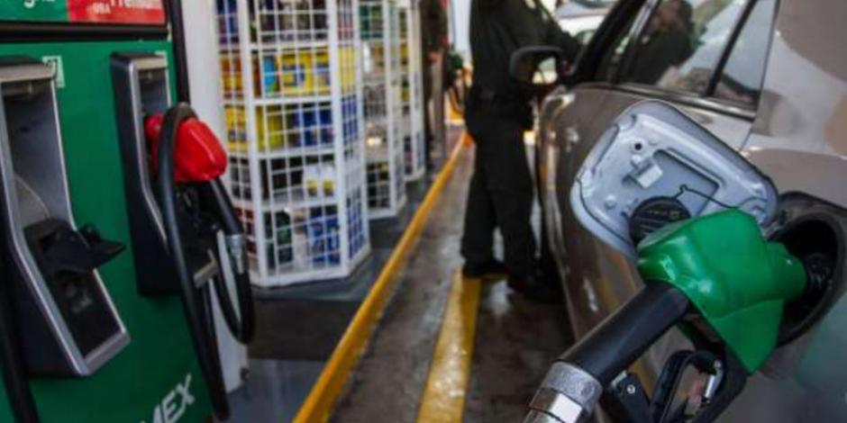 Por octava semana se queda sin estímulo fiscal gasolina Premium
