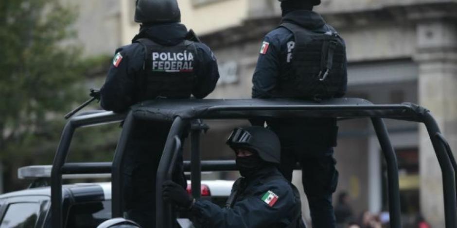Arrestan a 6 agentes federales involucrados en el caso Apatzingán