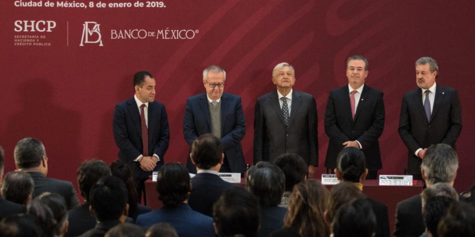 Hacienda y banca ponen en la mesa agenda de desarrollo