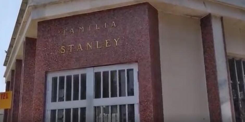 Desolada, la cripta de Paco Stanley a 20 años de su muerte