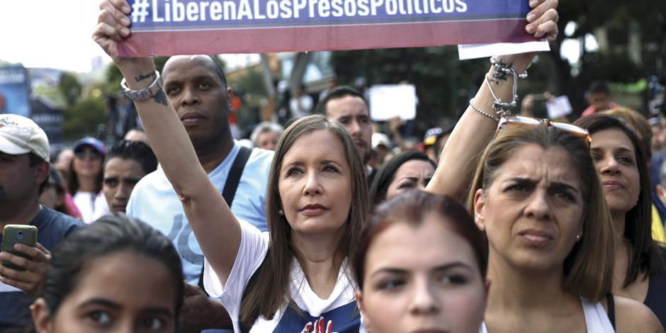 Las protestas ya saldan 850 arrestos y 35 muertos: ONG