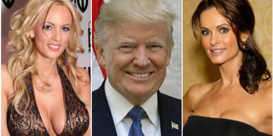 Con pagos, Trump intentó ocultar relaciones extramaritales