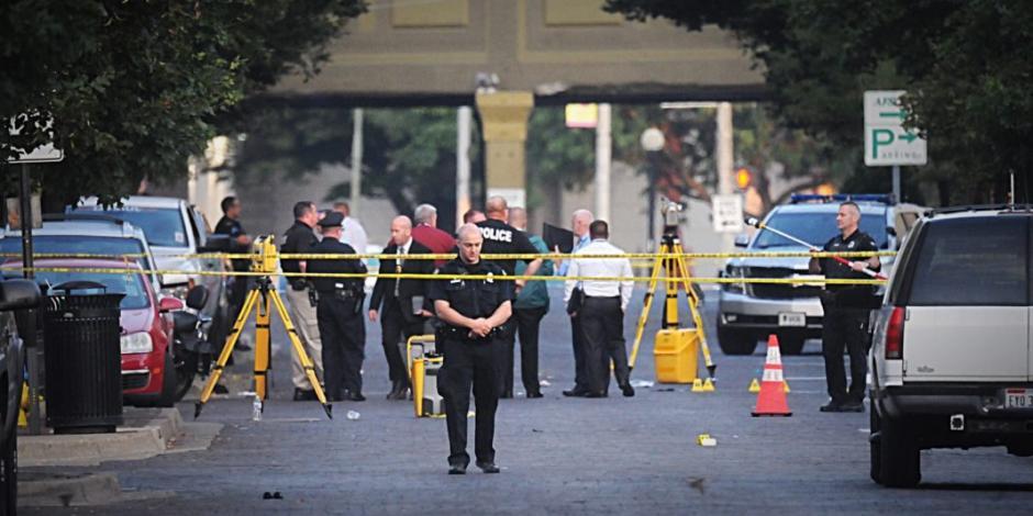 Matan a nueve en segundo tiroteo en EU; ahora en Dayton, Ohio