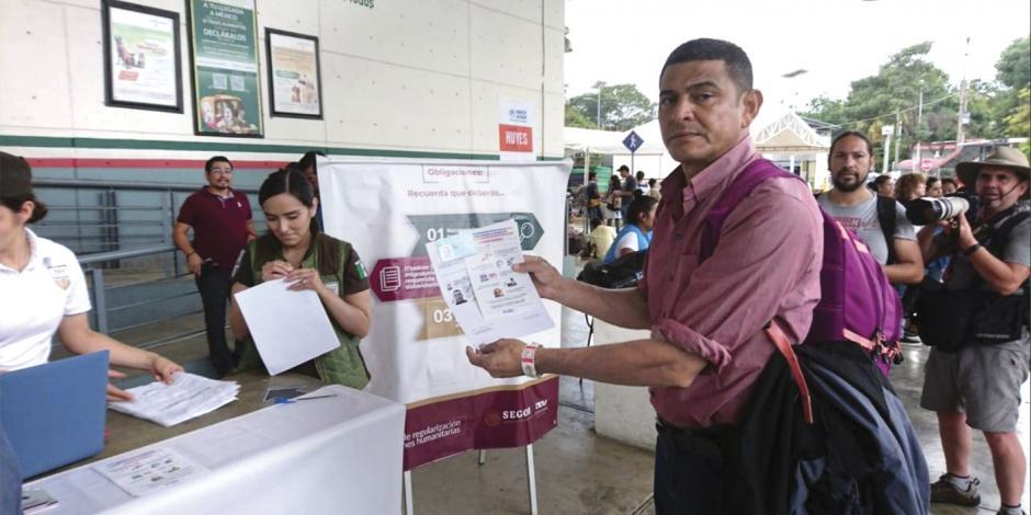 Suman 9, 957 solicitudes de migrantes